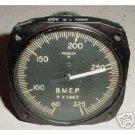 Convair CV 340 BMEP Pressure Indicator, 6200-A50A-8-A3