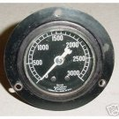 Vintage Warbird 3K PSI Hydraulic Pressure Indicator