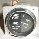 Cessna, Piper, Auxiliary Tank Fuel Quantity Indicator