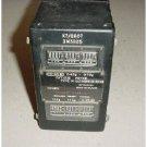 RARE!! Vintage Fatigue Meter Indicator, M1829-14M-36-39-02