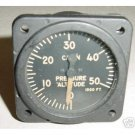 WWII Warbird Aircraft Pressure Altitude Indicator, AF-200