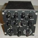 Korean & Vietnam Warbird Jet Comm Control Panel