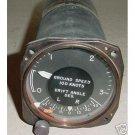 B-52 Ground Speed & Drift Angle Indicator, ID-813/APN-129