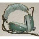 Vintage Warbird Telephonics Headset, H-173A/A1C