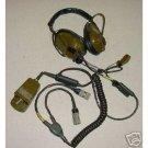 Warbird Aircraft Pilot / Copilot / Aircrew Headset