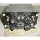 Vintage TWA Convair 880 Nav/Comm Control Panel w/ tag, G1053V