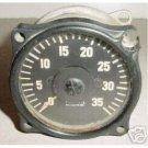 WWII Warbird Aircraft TBM Avenger Tachometer, 89567