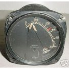 WWII Warbird B-24 Liberator Dual Temperature Indicator, 828