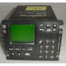 VLF Global Navigation GNS-500A CDU, Control Display Unit