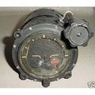 WWII P-47 Thunderbolt Gyro Horizon indicator, JH6500-A, AN5736-1