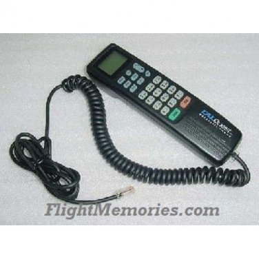 CalQuest Aircraft Satelite Phone Receiver Handset