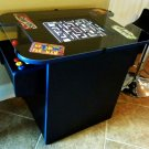 Custom ARCADE TABLE - 60 Classic Games - Ms.Pac-Man, Galaga, Donkey Kong, Frogger, Centipede, etc.
