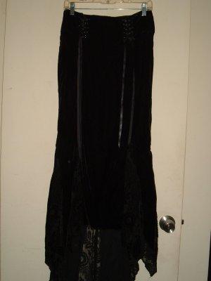 Lip Service Requiem 2 Long Skirt M