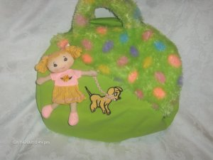 My Princess Tote Green
