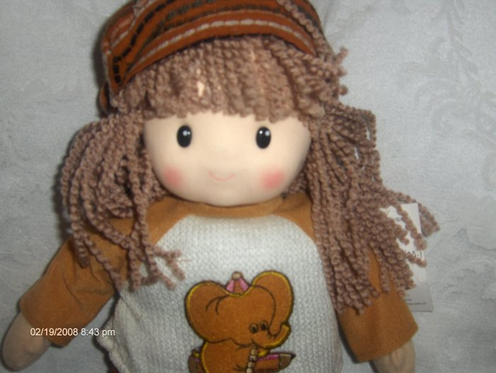 My Smart Princess Brown