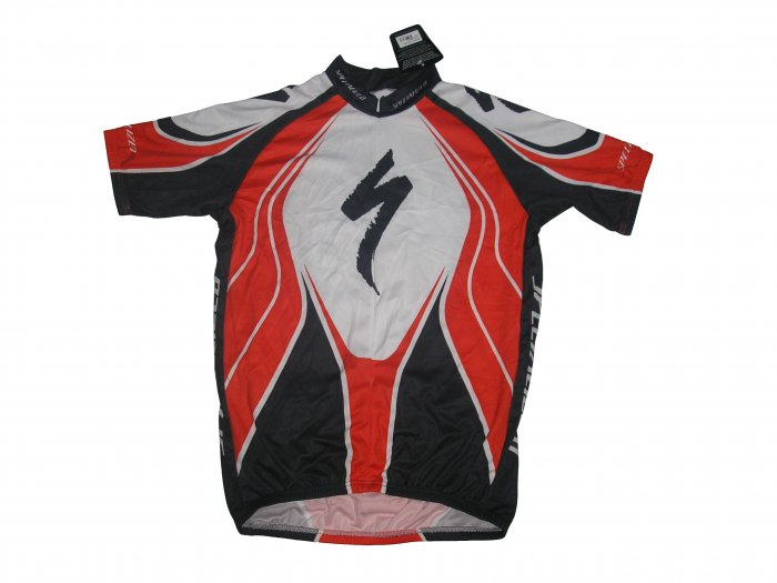 NEW SPECIALIZED CYCLING CYCLE BIKE JERSEY SZ L