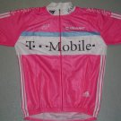 T-MOBILE CYCLING BIKE JERSEY ADIDAS XL