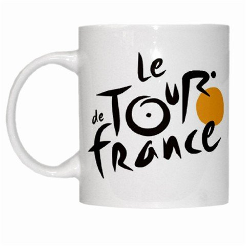 TOUR DE FRANCE CERAMIC COFFE MUG (FREE SHIPPING WORLDWIDE!!)