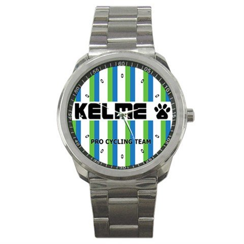 KELME TEAM BIKE CYCLE CYCLING  WRIST WATCH NEW (FREE SHIPPING WORLDWIDE!!)