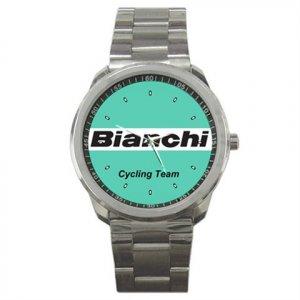 BIANCHI BIKE CYCLE CYCLING  WRIST WATCH NEW (FREE SHIPPING WORLDWIDE!!)
