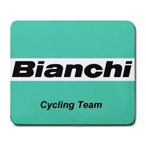 BIANCHI TEAM CYCLING MOUSE PAD NEW (FREE SHIPPING WORLDWIDE!!)