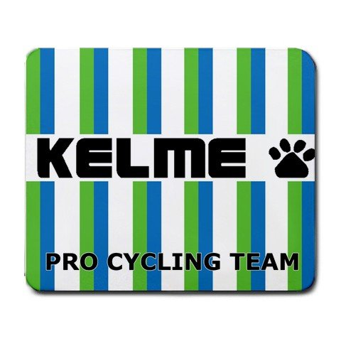 KELME PRO CYCLING TEAM MOUSE PAD NEW (FREE SHIPPING WORLDWIDE!!)