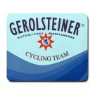 GEROLSTEINER TEAM CYCLING MOUSE PAD NEW (FREE SHIPPING WORLDWIDE!!)