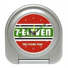 TEAM 7-ELEVEN CYCLING CYCLE BIKE ALARM CLOCK NEW (FREE SHIPPING!!)