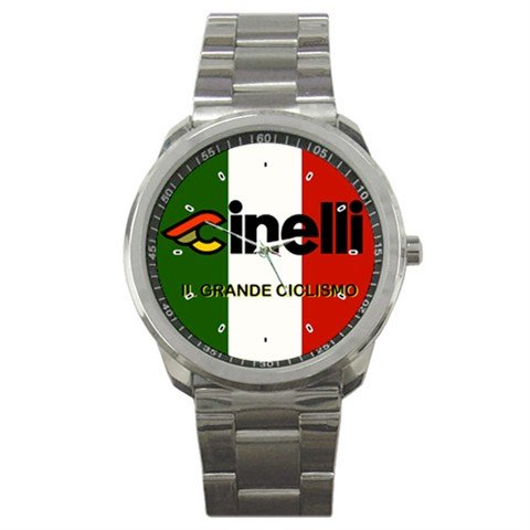 CINELLI BIKE BAR TAPE FRAME WRIST WATCH NEW ci (FREE SHIPPING WORLDWIDE!!)