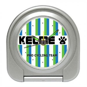 TEAM KELME CYCLING CYCLE BIKE ALARM CLOCK NEW (FREE SHIPPING WORLDWIDE!!)