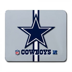DALLAS COWBOYS MOUSE PAD MOUSEPAD(FREE SHIPPING WORLDWIDE!!)