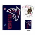 ATLANTA FALCONS DECK PLAYING CARDS NEW (FREE SHIPPING WORLDWIDE!!)
