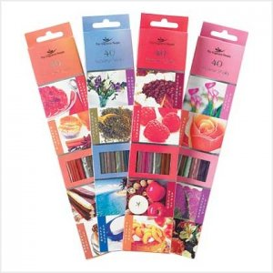 Incense Classics Variety Pack in a Set of four