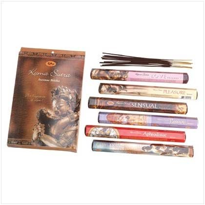 Kama Sutra Incense Value Pack