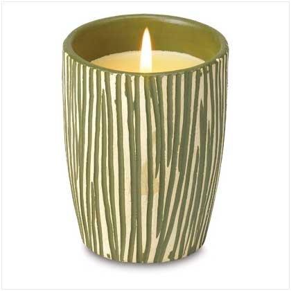 Jungle stripe Scented Candle