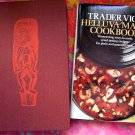 RARE VINTAGE TRADER VIC&#39;S PACIFIC ISLAND & HELLUVA MAN&#39;S COOKBOOK