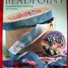 Beadpoint: Beautiful Bead Stitching on Canvas Over 20 Different Beadwork Project Book