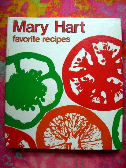 SOLD! MARY HART FAVORITE RECIPES Star Tribune  Classic Cookbook ~~~ I'll find another one!