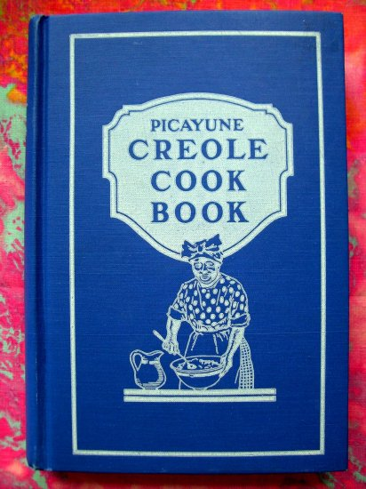 SOLD! RARE PICAYUNE NEW ORLEANS CREOLE HC COOKBOOK SOUTHERN VINTAGE 1954 NEAR MINT!