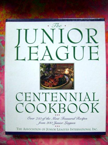 JUNIOR LEAGUE CENTENNIAL COOKBOOK 750 RECIPES!