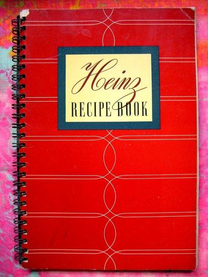 VINTAGE HEINZ RECIPE BOOK COOKBOOK 1939 COMFORT FOOD