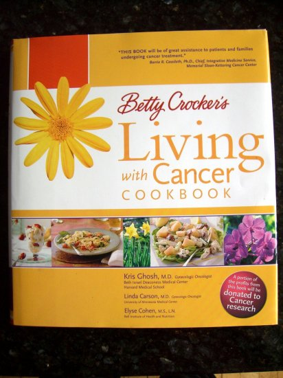 Sold! Betty Crocker's Living with Cancer Cookbook