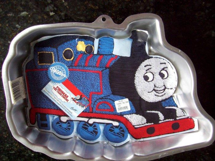SOLD! THOMAS THE TANK ENGINE WILTON CAKE PAN TRAIN