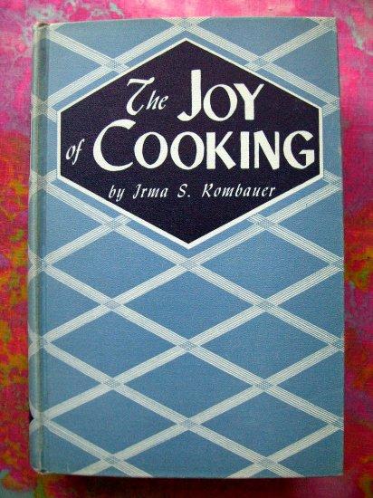 SOLD! SOLD! SOLD!   RARE 1943 JOY OF COOKING COOKBOOK VINTAGE WWII WAR Edition