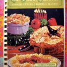Favorite Casseroles of Home Economic Teachers 2,000 RECIPES! Wonderful Vintage Cookbook