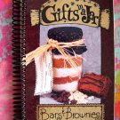Gifts in a Jar: Bars & Brownies Recipes ~~Spiral Cookbook
