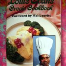 LOUIS EVANS' CREOLE COOKBOOK NEW ORLEANS LOUISIANA SOUTHERN RECIPES HCDJ