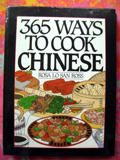 365 WAYS TO COOK CHINESE Cookbook (365 Series)