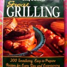 Betty Crocker's Great Grilling Cookbook HCDJ 1st Edition 200 Great Recipes!
