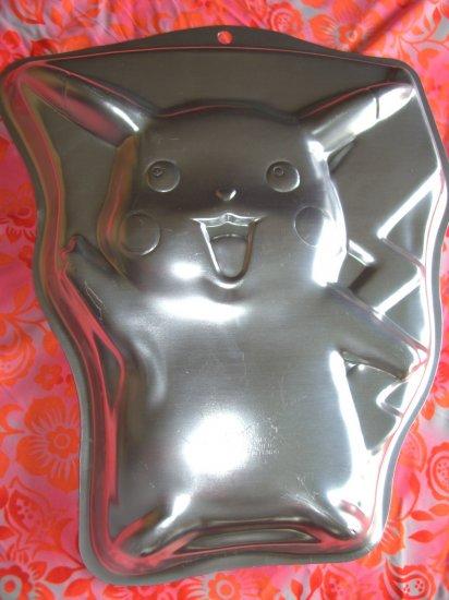 SOLD! Wilton Pokemon Pikachu Cake Pan #  2105-37